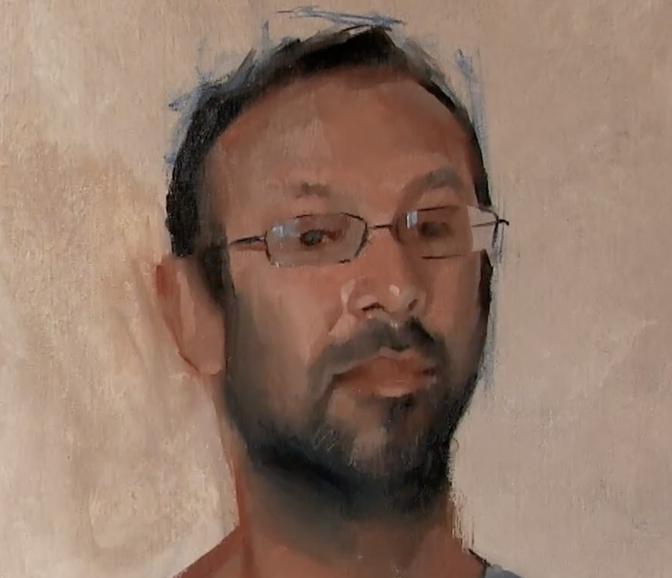 Portrait Painting with a Limited Palette