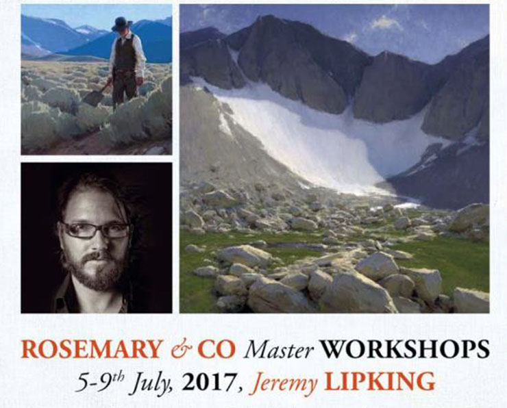 Landscape Painting with Jeremy Lipking
